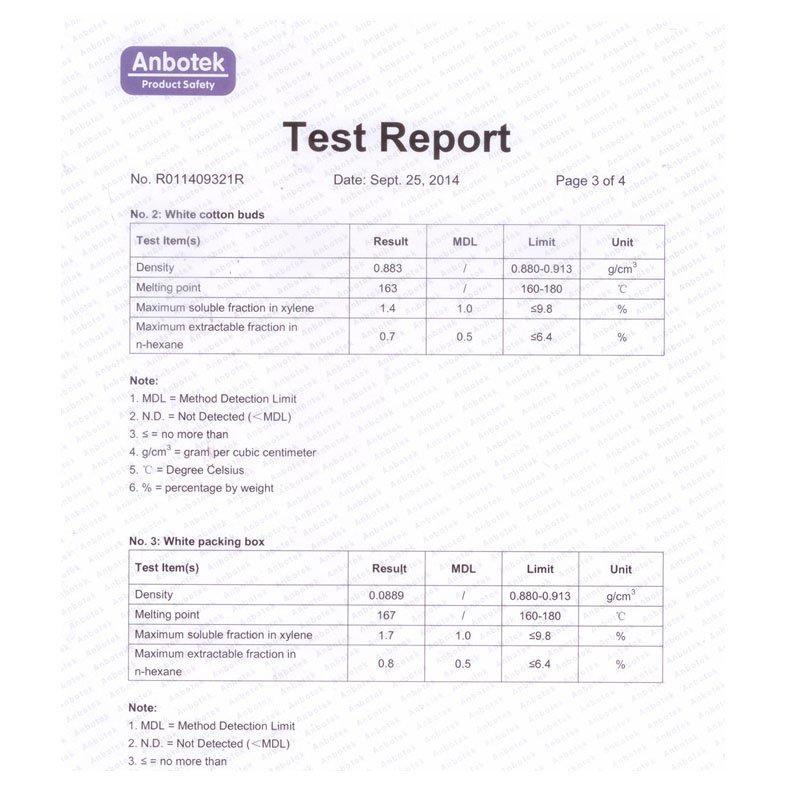 FDA test report-5